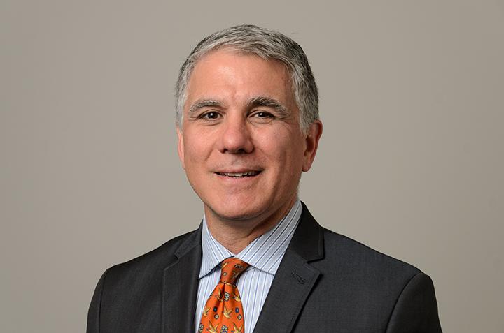 Senior Vice Provost Jeffrey Shoulson